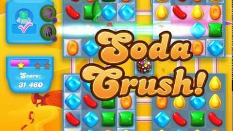 Candy Crush Soda Saga Level 241 (3 Stars)