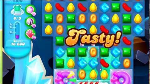 Candy Crush Soda Saga Level 2010 **