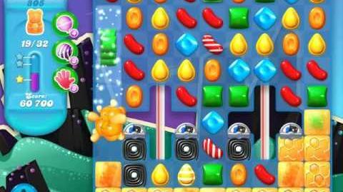 Candy Crush Soda Saga Level 805 (4th version)