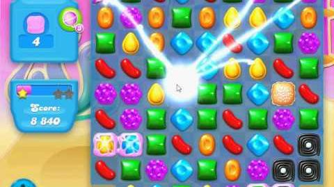 Candy Crush Soda Saga Level 174