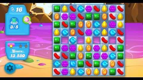 Candy Crush Soda Saga Level 20-1