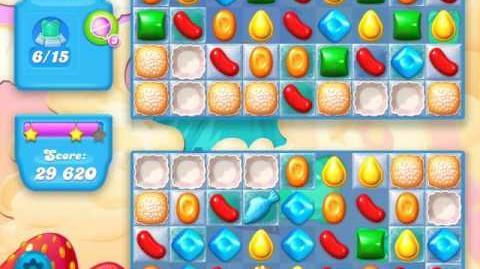 Candy Crush Soda Saga Level 43 (3 Stars)