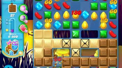 Candy Crush Soda Saga Level 471 (nerfed)