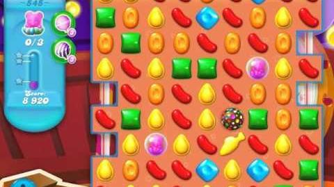 Candy Crush Soda Saga Level 545 (nerfed)