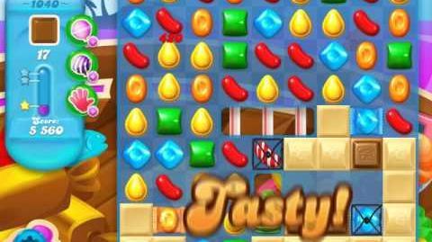Candy Crush Soda Saga Level 1040 (3 Stars)