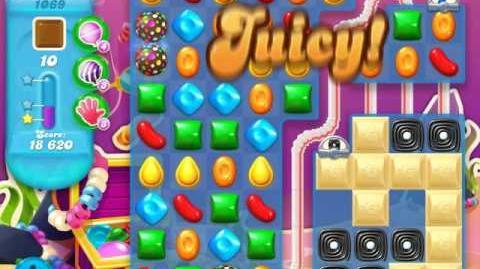 Candy Crush Soda Saga Level 1069