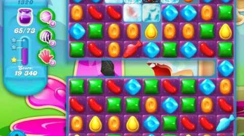 Candy Crush Soda Saga Level 1320 (3 Stars)