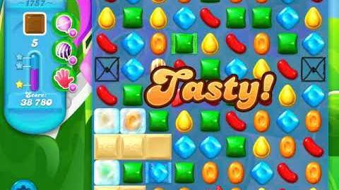 Candy Crush Soda Saga Level 1757