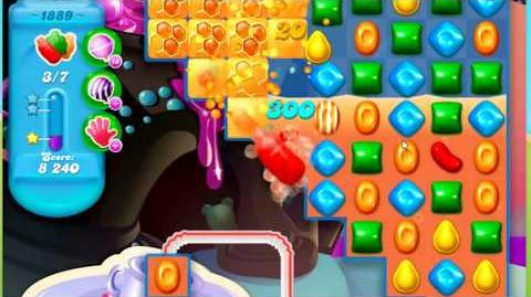Candy Crush Soda Saga Level 1889 **