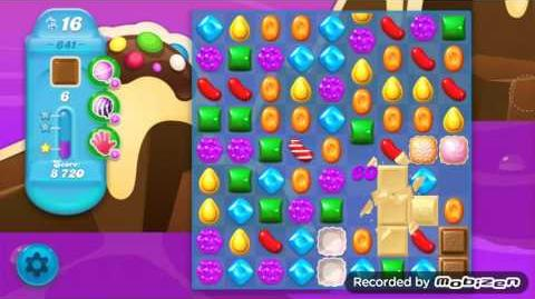 Candy Crush Soda Saga Level 641 (3 Stars)