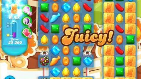 Candy Crush Soda Saga Level 914 (buffed, 3 Stars)