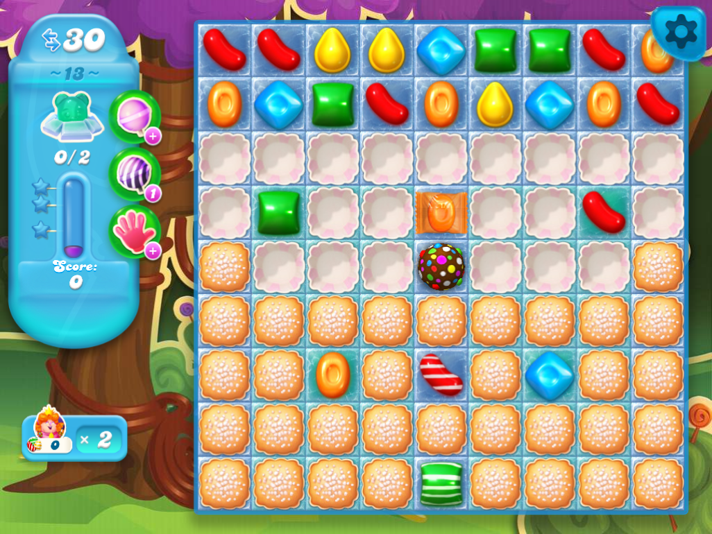 candy crush 1937 13 moves