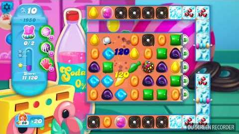 Candy Crush Soda Saga Level 1950