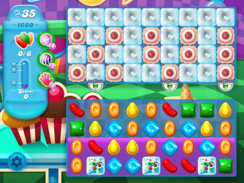 Level 1600 candy crush soda wiki fandom powered by wikia - 1600 candy crush ...