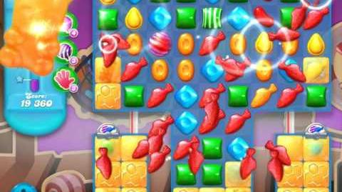 Candy Crush Soda Saga Level 1025 (nerfed)