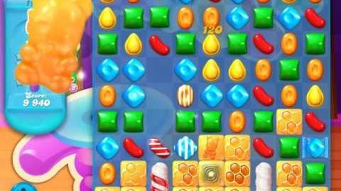 Candy Crush Soda Saga Level 1107 (3 Stars)