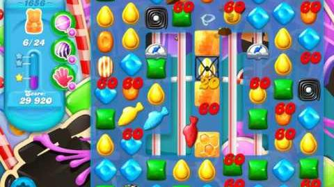 Candy Crush Soda Saga Level 1656