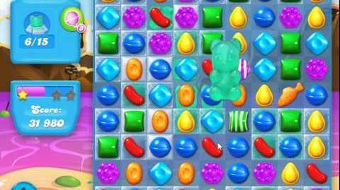 Candy Crush Soda Saga Level 23 (4th version, 3 Stars)