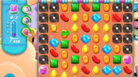 Candy Crush Soda Saga Level 750 (3 Stars)