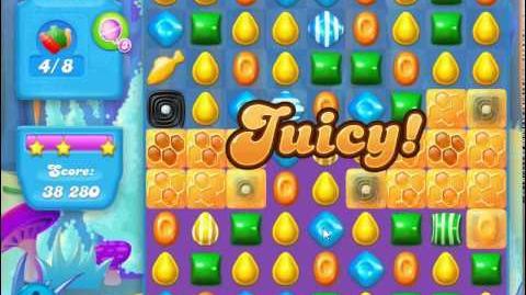Candy Crush Soda Saga Level 147(3 Stars)