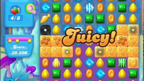 Candy Crush Soda Saga Level 147(3 Stars)