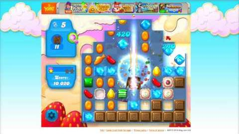 Candy Crush Soda Saga Level 35