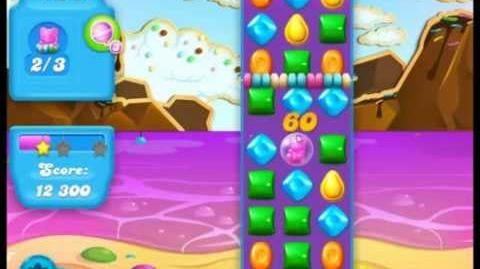 Candy Crush Soda Saga Level 16 Bubble Bears Intro