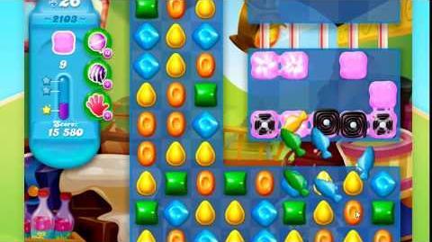 Candy Crush Soda Saga Level 2103 ***
