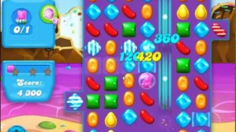 Candy Crush Soda Saga Level 24-0