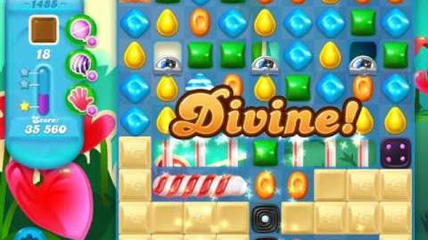 Candy Crush Soda Saga Level 1485 (3 Stars)