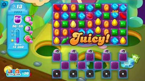 Candy Crush Soda Saga Level 2092