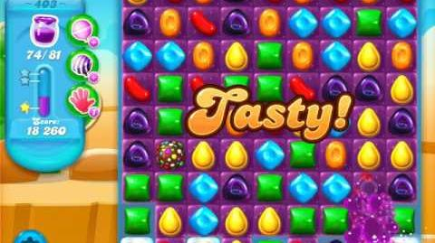 Candy Crush Soda Saga Level 403 (7th version)