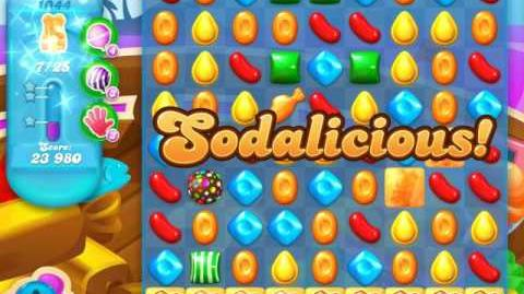 Candy Crush Soda Saga Level 1044 (2nd nerfed)