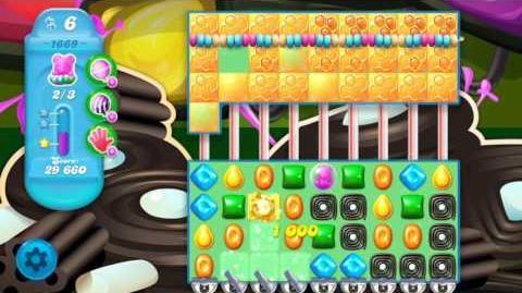 Candy Crush Soda Saga Level 1669