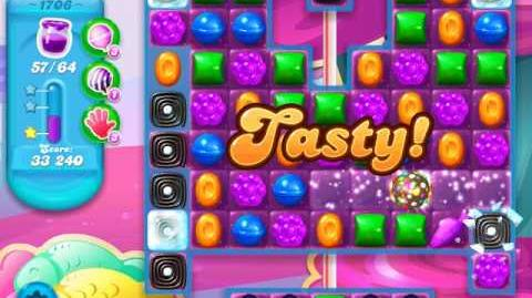 Candy Crush Soda Saga Level 1706