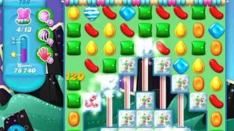 Candy Crush Soda Saga Level 786 (3 Stars)