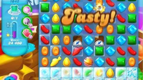 Candy Crush Soda Saga Level 1042 (2nd buffed)