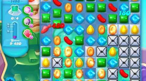Candy Crush Soda Saga Level 1496