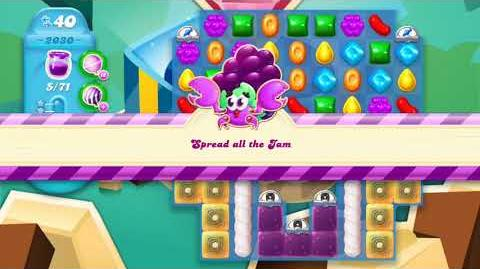 Candy Crush Soda Saga Level 2030