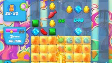 Candy Crush Soda Saga Level 90(3 Stars)