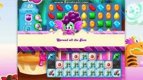 CANDY CRUSH SODA Saga Level 1878-1879 ★★★