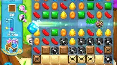 Candy Crush Soda Saga Level 592 (3 Stars)