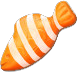 Orangefish striped