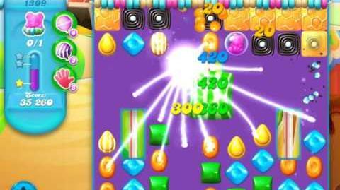 Candy Crush Soda Saga Level 1309 (3 Stars)