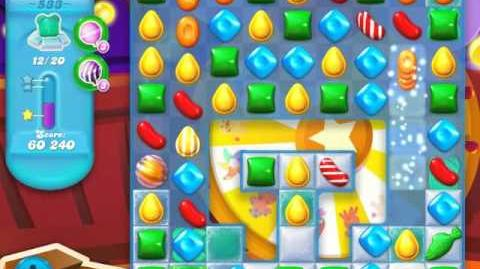 Candy Crush Soda Saga Level 533 (nerfed)