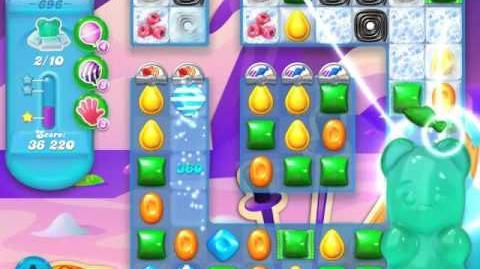Candy Crush Soda Saga Level 696 (3 Stars)
