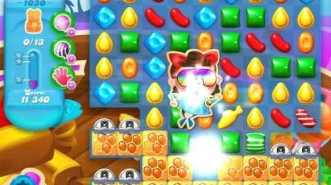 Candy Crush Soda Saga Level 1030 (buffed)