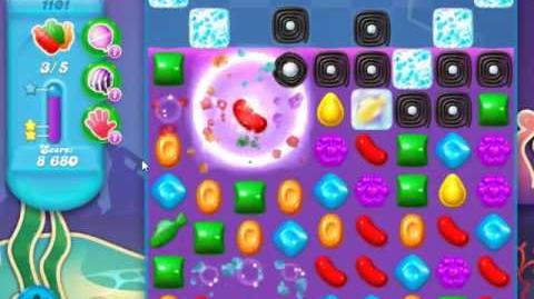 Candy Crush Soda Saga Level 1101 - NO BOOSTERS