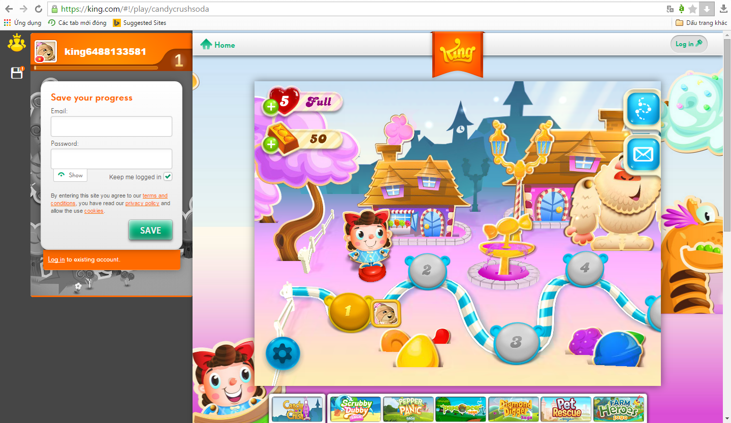 episodi candy crush soda