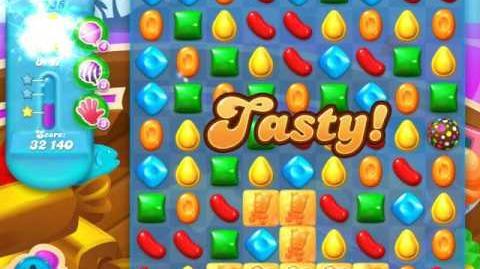 Candy Crush Soda Saga Level 1035 (2nd buffed)